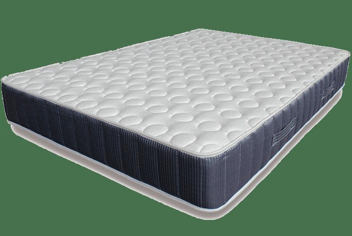 Colchón ultima generación con muelles ensacados + viscoelástica ECLIPSE - Makro Mueble