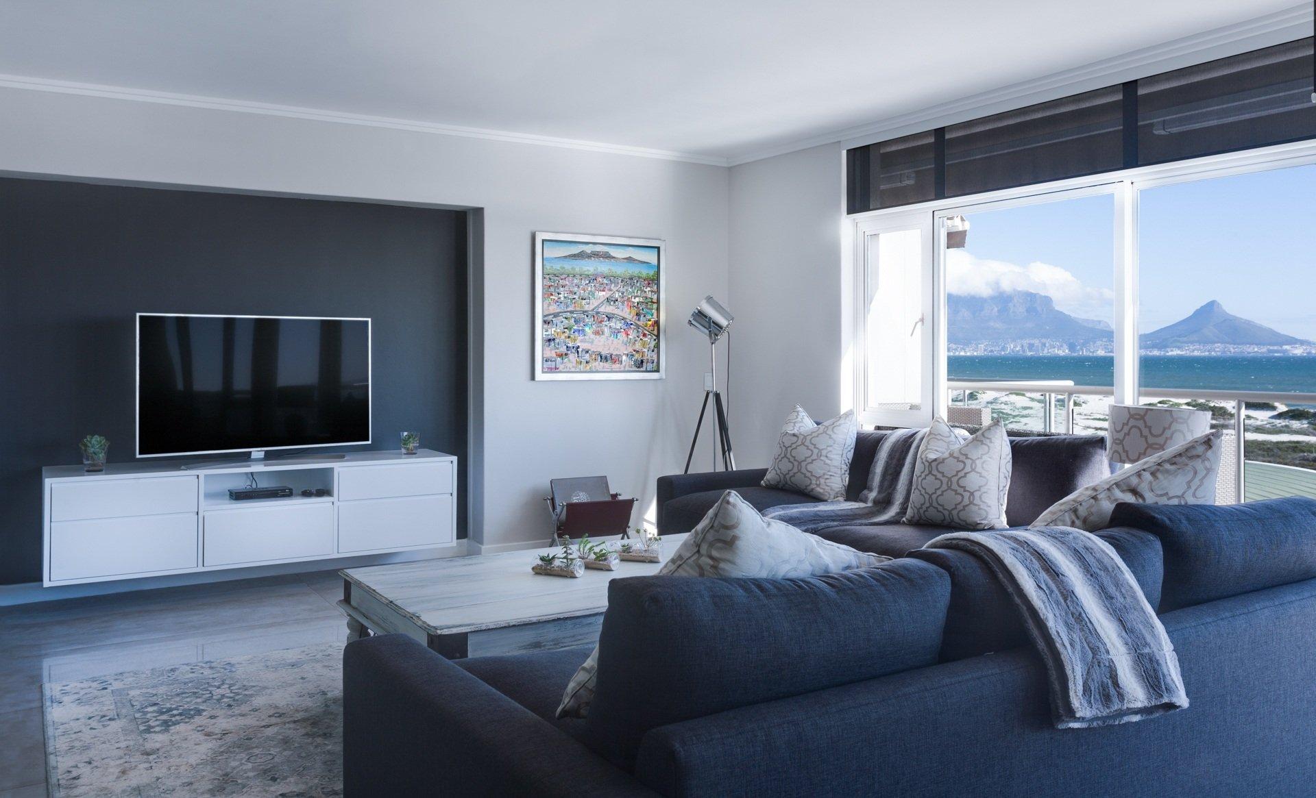 salones elegante en makro mueble