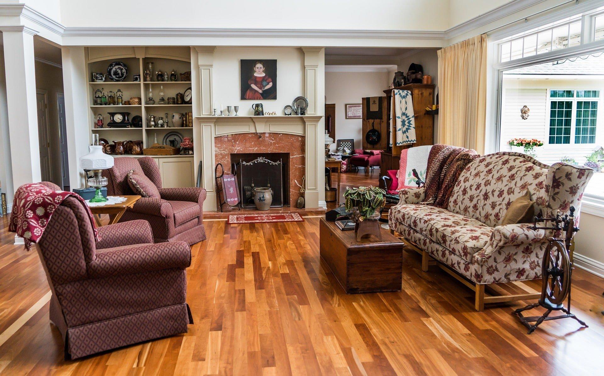 salones elegantes muestra makro mueble