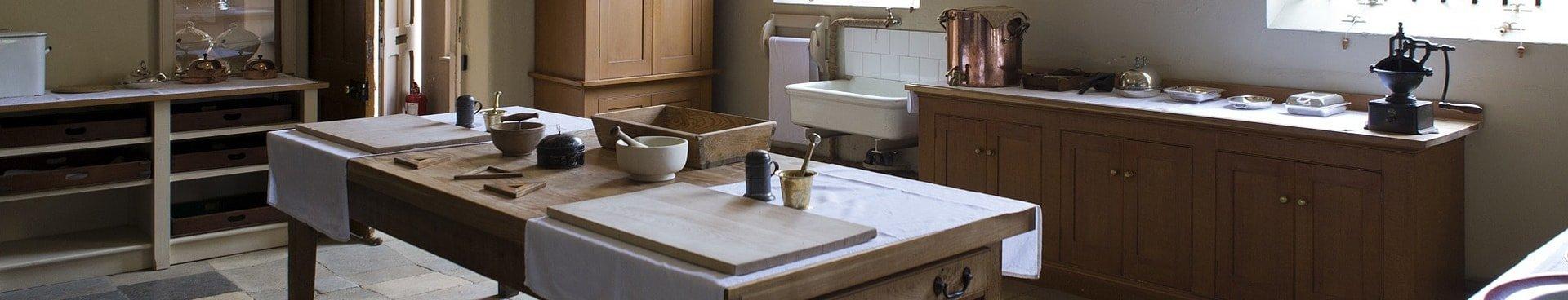 Mesa de cocina clásica - MakroMueble