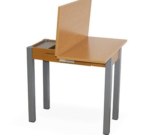 Mesa de cocina libro 80x40 - 80x76 - MakroMueble