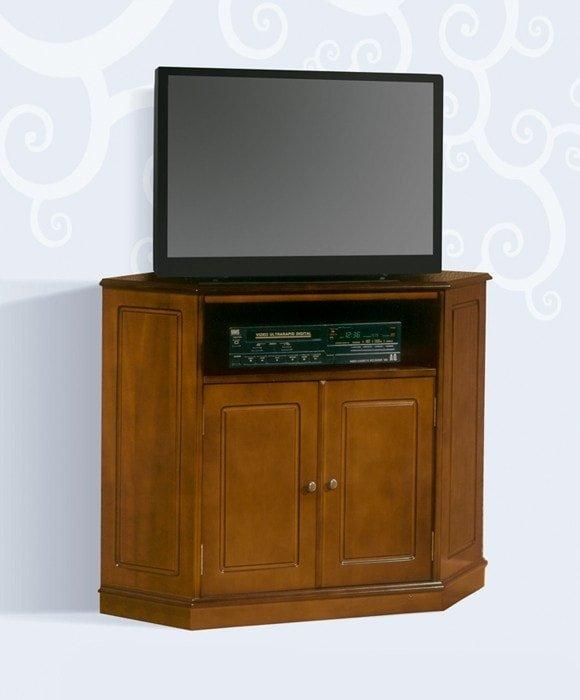 Mesa tv rincón 80x98x62. Varios colores - MakroMueble