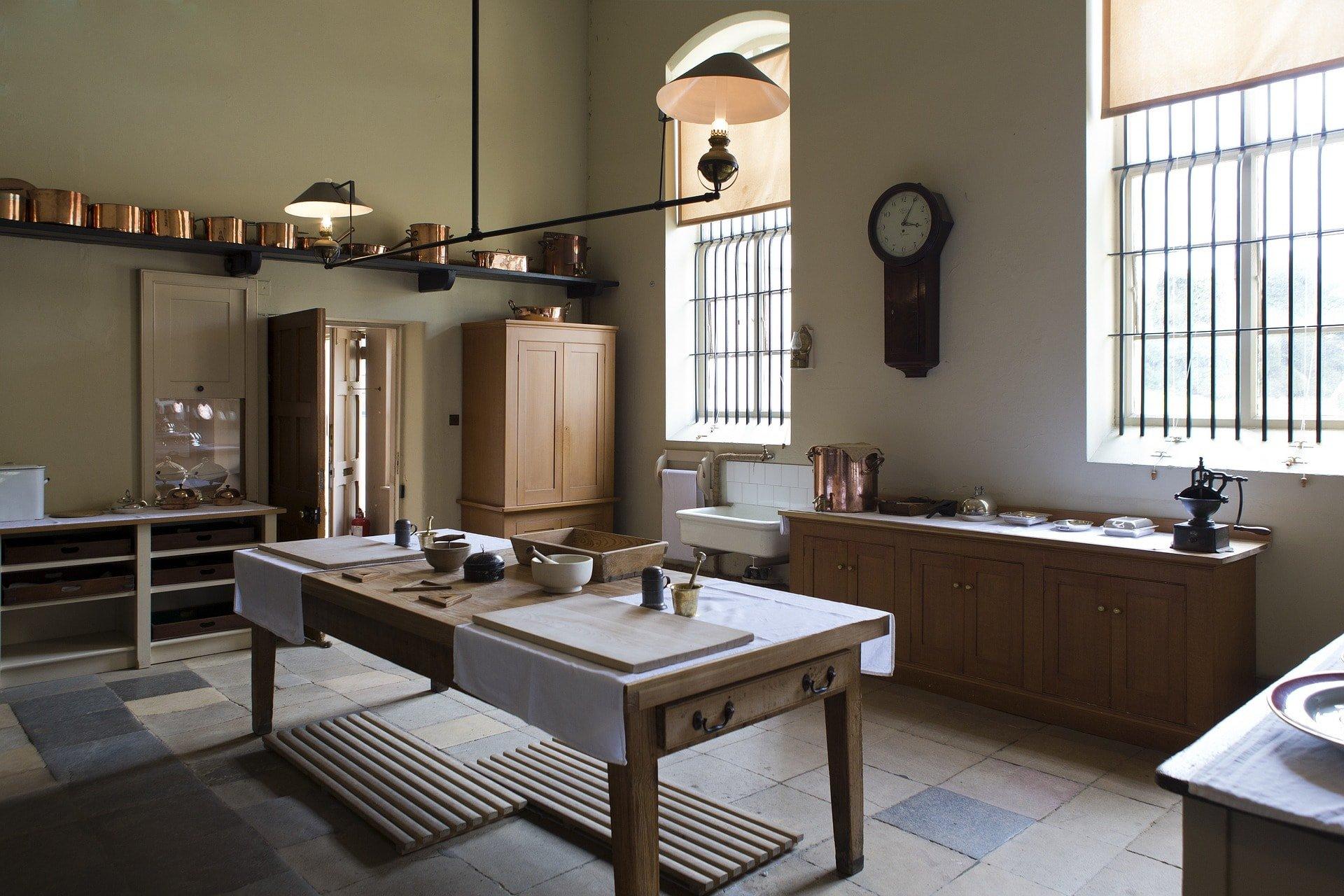 Mueble de cocina clásico - MakroMueble