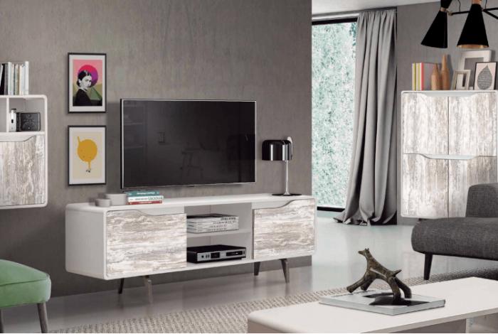 Muebles auxiliares. Varios colores - MakroMueble