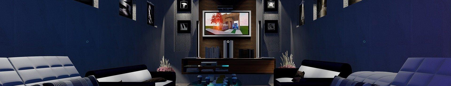 mesa de tv elegante moderna - MakroMueble